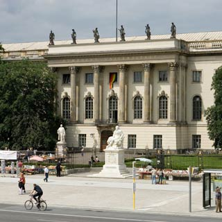 Enjoy your Berlin Sightseeing Tour. Explore the sights at Stop Unter den Linden avenue.
